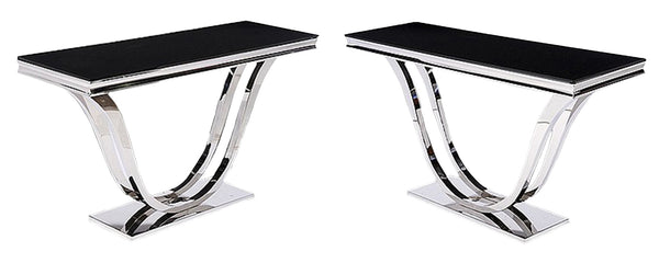 Beautiful Art Deco Style Streamlined Console Table - Art Deco Antiques  - 4