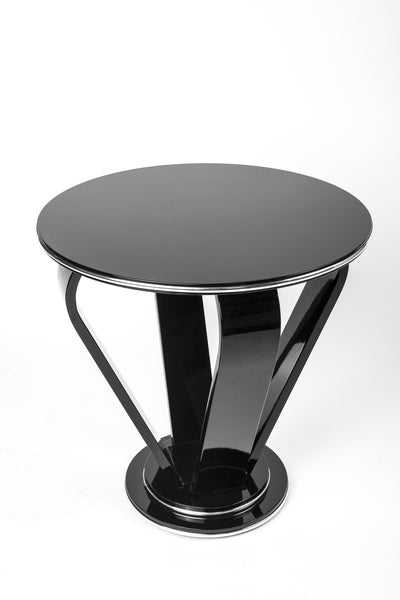 Handsome Art Deco Sidetable - Art Deco Antiques  - 1