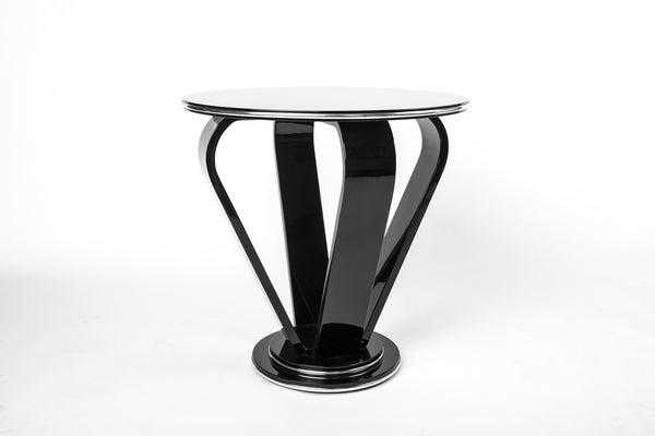 Handsome Art Deco Sidetable - Art Deco Antiques  - 2
