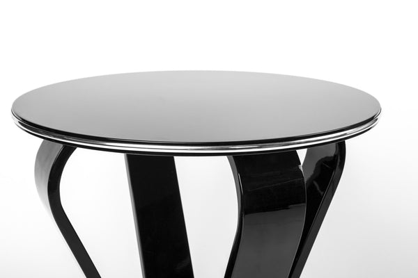 Handsome Art Deco Sidetable - Art Deco Antiques  - 3