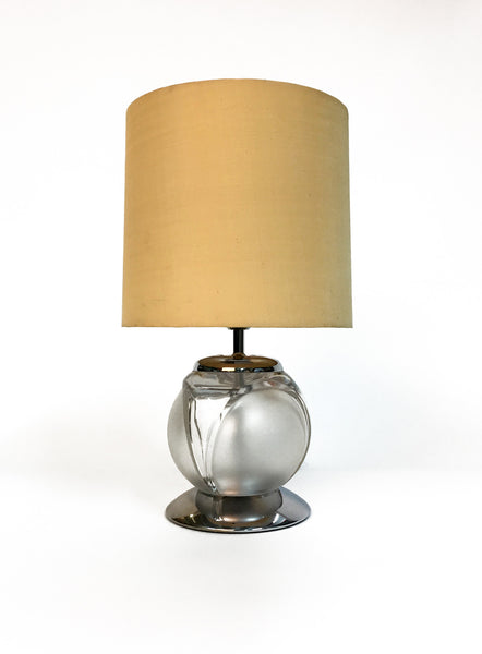 Impressive German Art Deco Table Lamp
