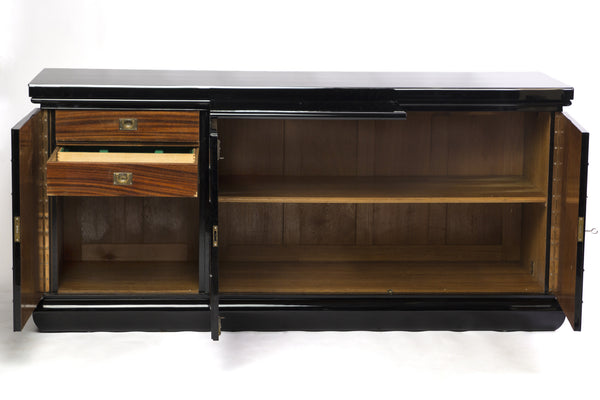 Exceptional English Art Deco Sideboard - Art Deco Antiques  - 4