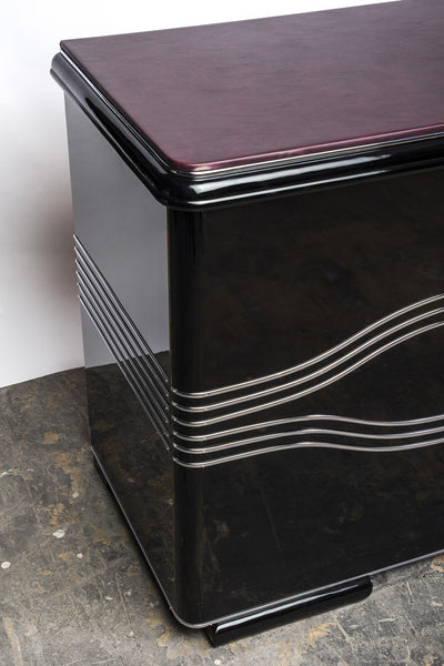Gorgeous Art Deco Sideboard - Art Deco Antiques  - 2