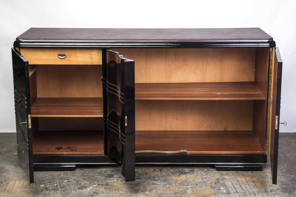 Gorgeous Art Deco Sideboard - Art Deco Antiques  - 5