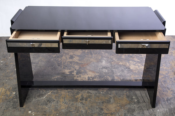 Mid-Century Bauhaus Modernist Desk - Art Deco Antiques  - 2