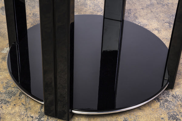Gorgeous Art Deco Sidetable - Art Deco Antiques  - 4