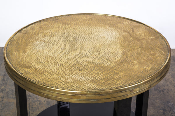 Stunning Art Deco Sidetable - Art Deco Antiques  - 2
