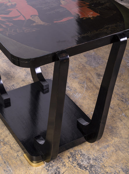 Gorgeous Pair Art Deco Side Table - Art Deco Antiques  - 3