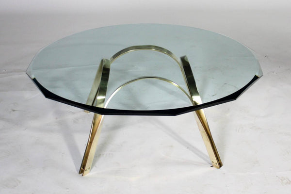 Stunning Mid-Century Modernist Cocktail Table by Roger Sprunger For Dunbar - Art Deco Antiques  - 2
