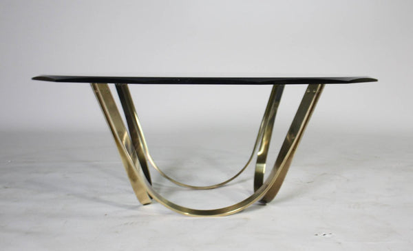Stunning Mid-Century Modernist Cocktail Table by Roger Sprunger For Dunbar - Art Deco Antiques  - 3