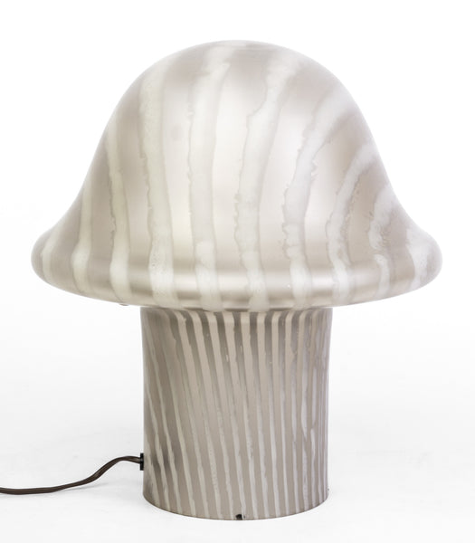 Unique Mid-Century Modernist German 1960's Mushroom Table Lamp By Peill & Putzler - Art Deco Antiques  - 1