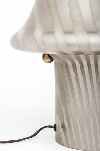 Unique Mid-Century Modernist German 1960's Mushroom Table Lamp By Peill & Putzler - Art Deco Antiques  - 4