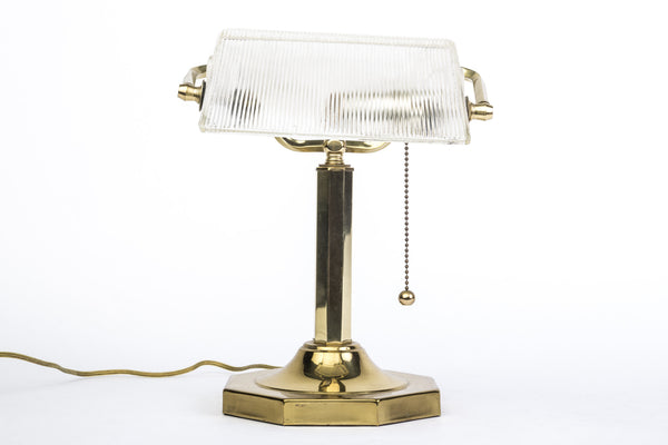 Excellent Art Deco Desk / Table Lamp