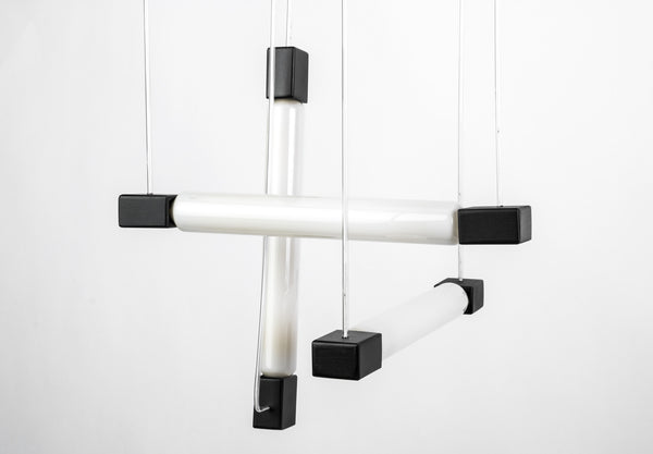 Wonderful 1930's Hanging Light by Gerrit Rietveld - Art Deco Antiques  - 2