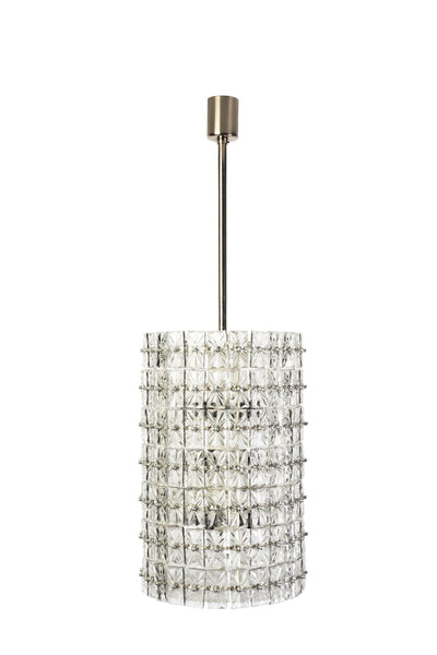 Exceptional 1960's German Pendant Chandelier - Art Deco Antiques  - 1