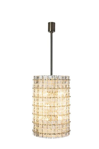 Exceptional 1960's German Pendant Chandelier - Art Deco Antiques  - 4