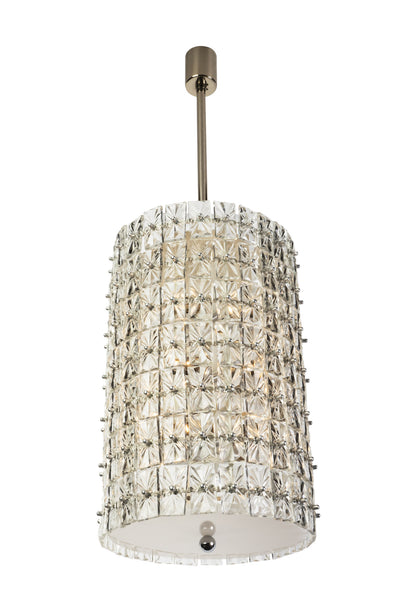 Exceptional 1960's German Pendant Chandelier - Art Deco Antiques  - 5