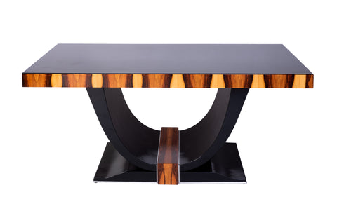 Exceptional French Art Deco Style  DiningTable