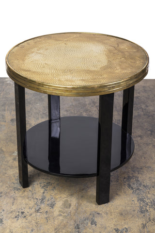 Stunning Art Deco Sidetable - Art Deco Antiques  - 1