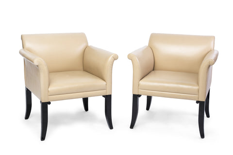 Pair Of Art Deco Armchairs - Art Deco Antiques  - 1