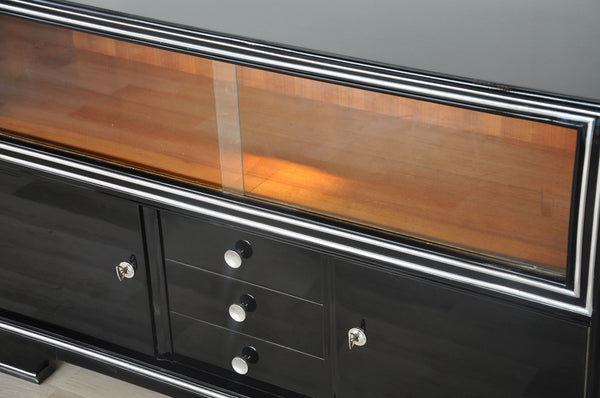Magnificent Art Deco Sideboard - Art Deco Antiques  - 3