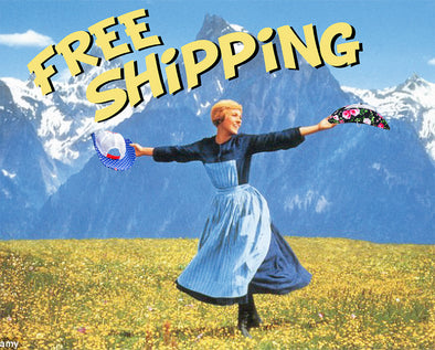 Free Shipping for Your Favorite Things