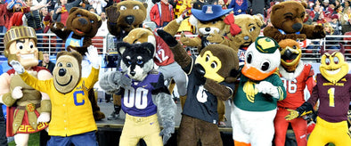 PAC12 Mascots: An Unscientific and Highly Biased Ranking