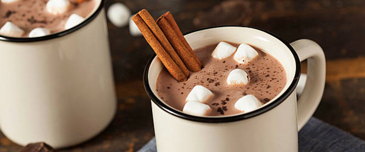 Cowbucker Hot Chocolate Taste Test (because March is apparently still Winter)
