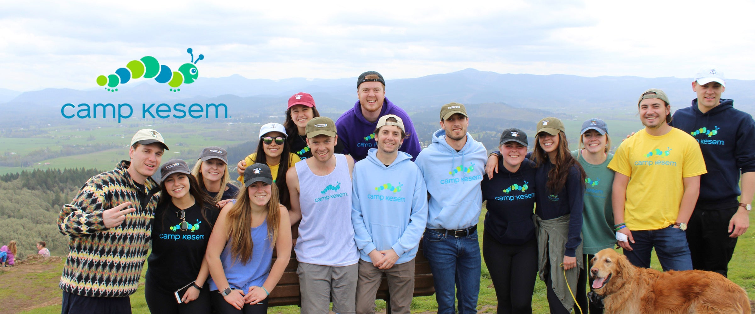Hiking with the Ducks of Camp Kesem: Supporting kids through and beyond their parent's cancer.