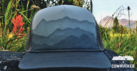 The Adventuress™ Trucker - Animosa x Cowbucker