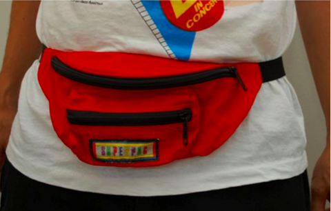417db5a9724b The neon fanny pack was one of the most iconic, yet practical trends during  the 80s decade. Before they were a surefire indicator of a tourist, ...