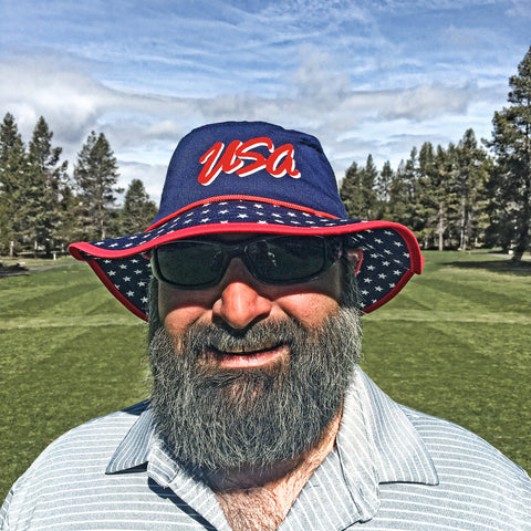 cowbucker usa dream team boonie hat