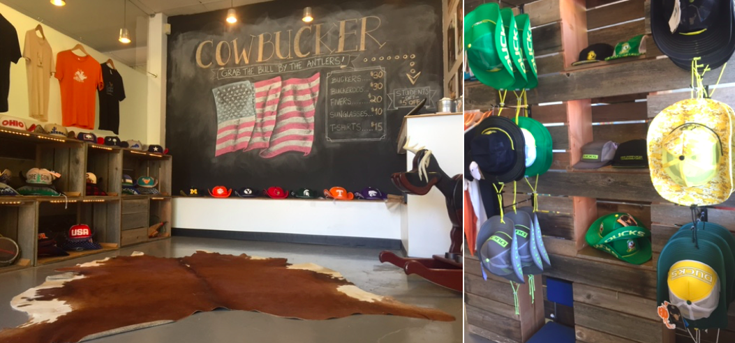 Welcome to Downtown Eugene - Cowbucker is growing!