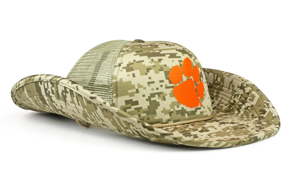 The Clemson Tigers DigiCamo Bucker