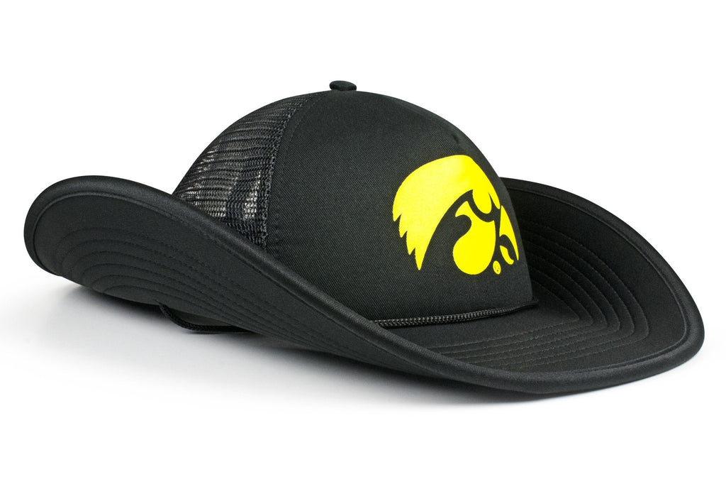 The Iowa Hawkeyes Black Bucker