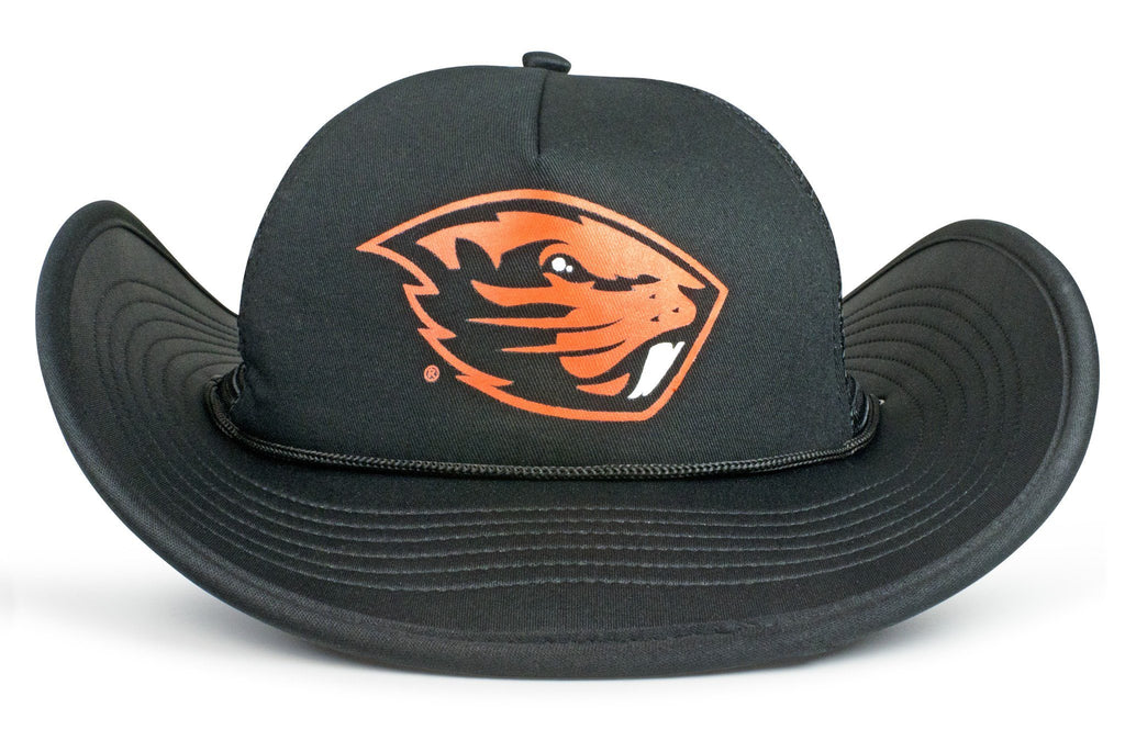 The Oregon State Beavers Black Bucker