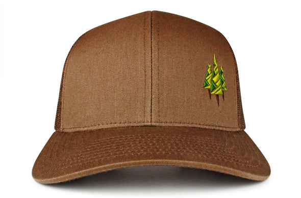 The Geo Trees Trucker