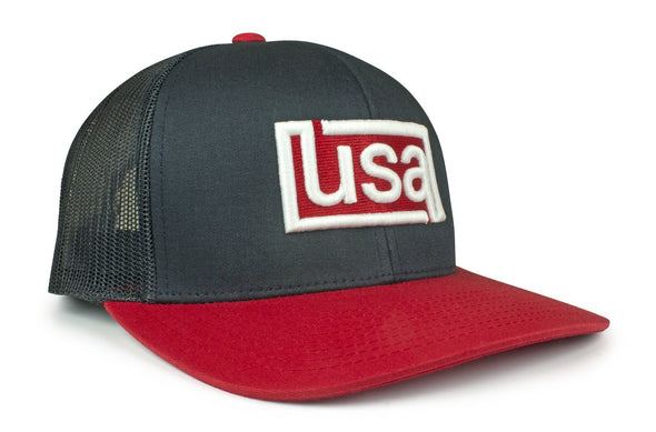 The 3D USA Trucker