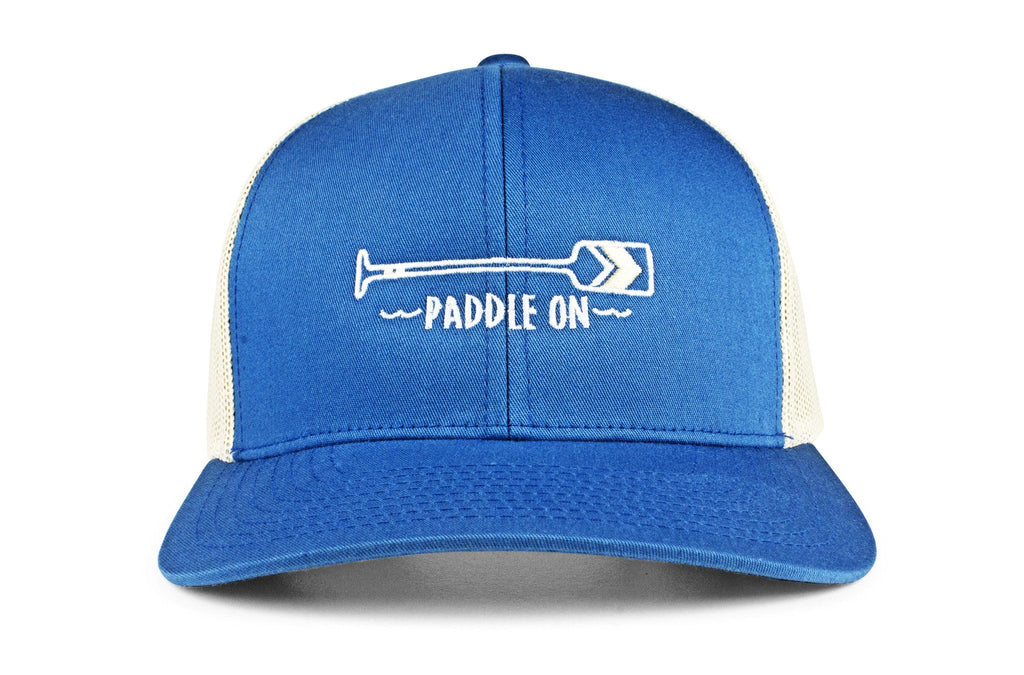 The Paddle On Trucker