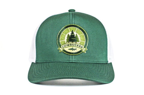 Fish Eugene Trucker Hat