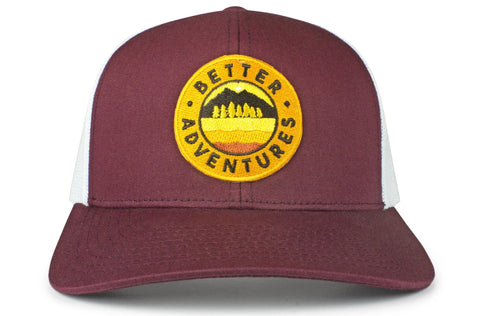 The Better Adventures Trucker Hat
