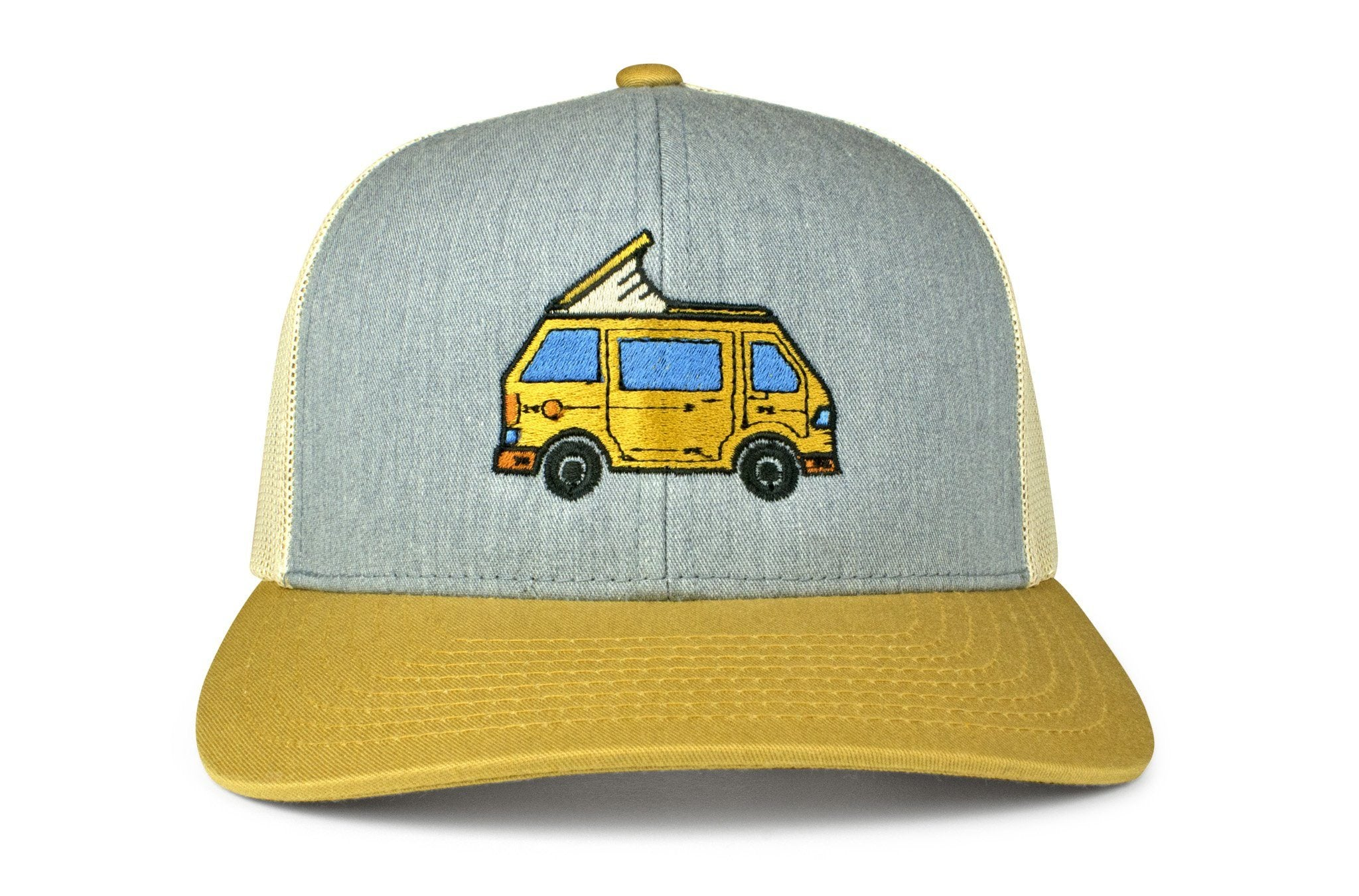 fbcdd1a2e167f The Vanagon Westy Trucker Hat - Cowbucker