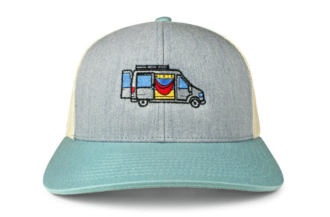 The #VanLife Sprinter Trucker Hat