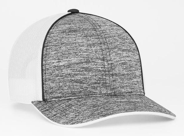 Aggressive Heather Snapback (106C - PH)