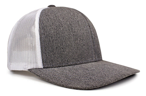 Heather Snapback Trucker