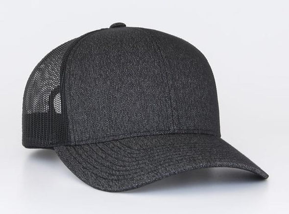 Heather Snapback Trucker (110C - PH)