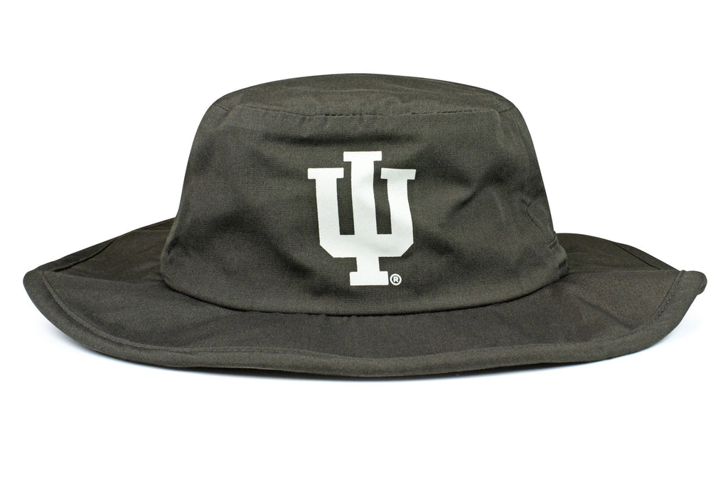 The Indiana Hoosiers Gray All-Weather Lined Wool Boonie