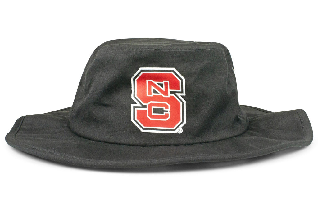 The NC State Wolfpack Black All-Weather Lined Wool Boonie