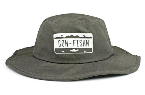 The Gon-Fishn All-Weather Wool-Lined Boonie