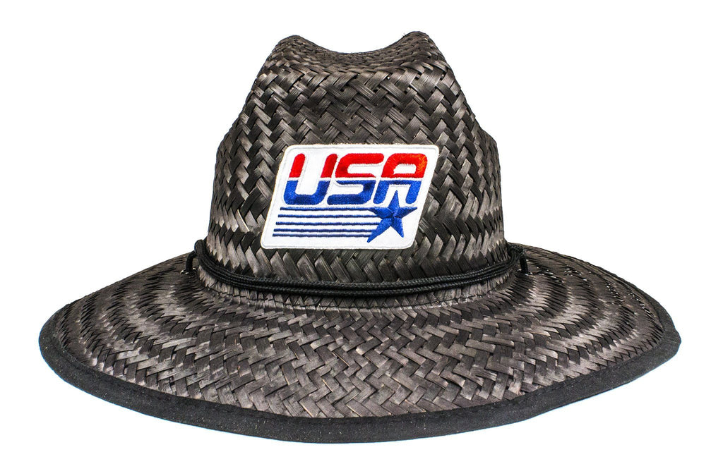 The USA Olympic Baywatch Lifeguard Hat